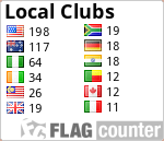 Local & Regional Clubs - get free counters